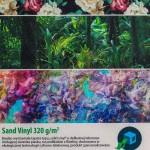 Substrat Sand Vinyl zadrukowany