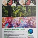 Seamless Extreme Cabvas polyester
